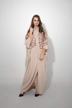 HoneyFlower Abaya