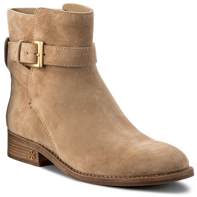 4be164d93 TORY BURCH BROOKE ANKLE BOOTIE (PERFECT SAND) ...