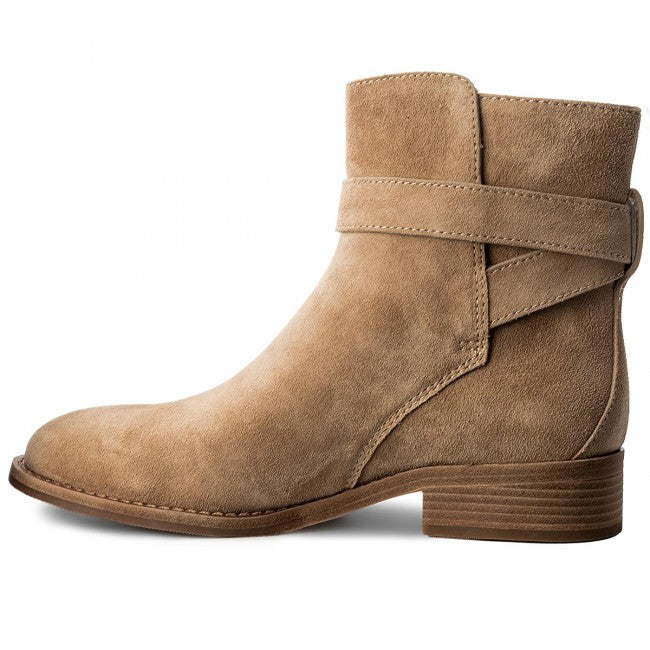 9abf8d367 ... TORY BURCH BROOKE ANKLE BOOTIE (PERFECT SAND) ...