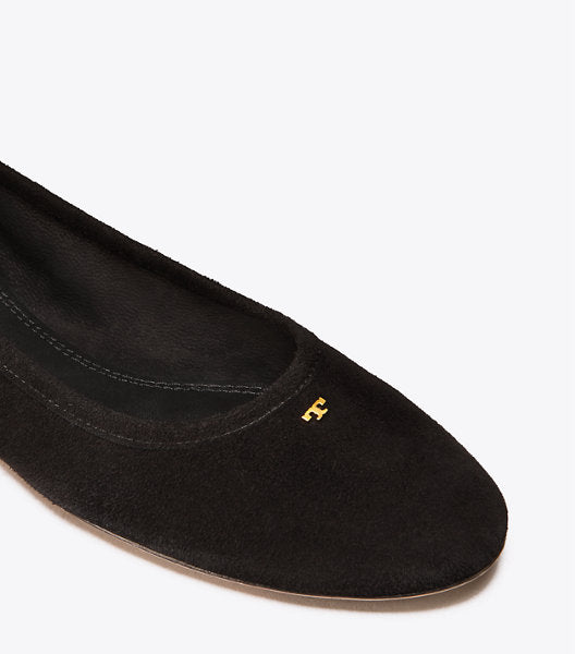 b7ac57311ec ... TORY BURCH THERESE BALLET FLAT (BLACK)