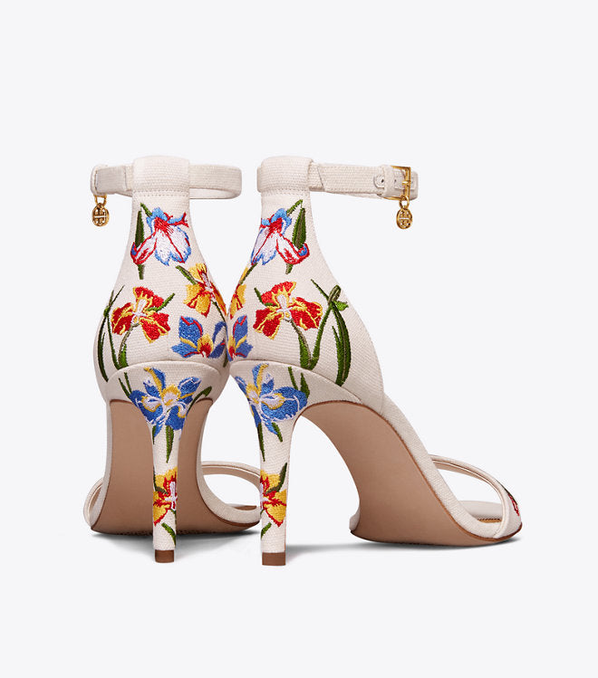 61b3ca2fa489 ... TORY BURCH ELLIE 85MM ANKLE-STRAP SANDAL (PAINTED IRIS)