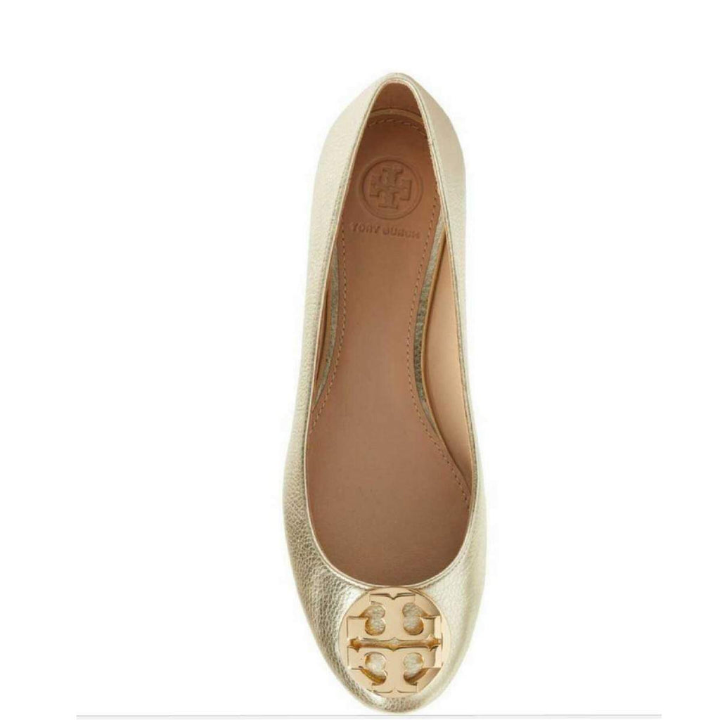 03d7d0dcedeb ... TORY BURCH CLAIRE BALLET FLAT (Spark Gold   Gold)