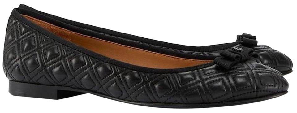 2befe4c121cd14 TORY BURCH MARION QUILTED BALLET FLAT (PERFECT BLACK PERFECT BLACK ...