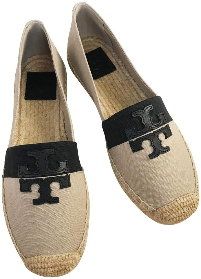 d192dd487d3 TORY BURCH WESTON FLAT ESPADRILLE (Natural-Black   Black) ...