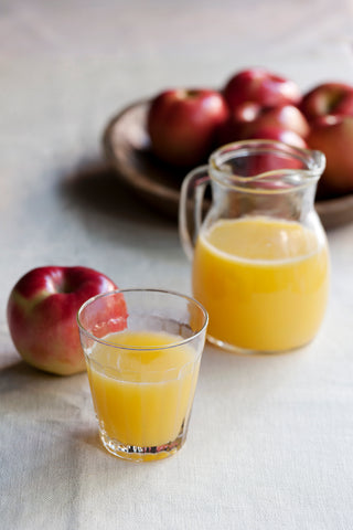 Hurom Juice Recipe: Apple Orange Juice