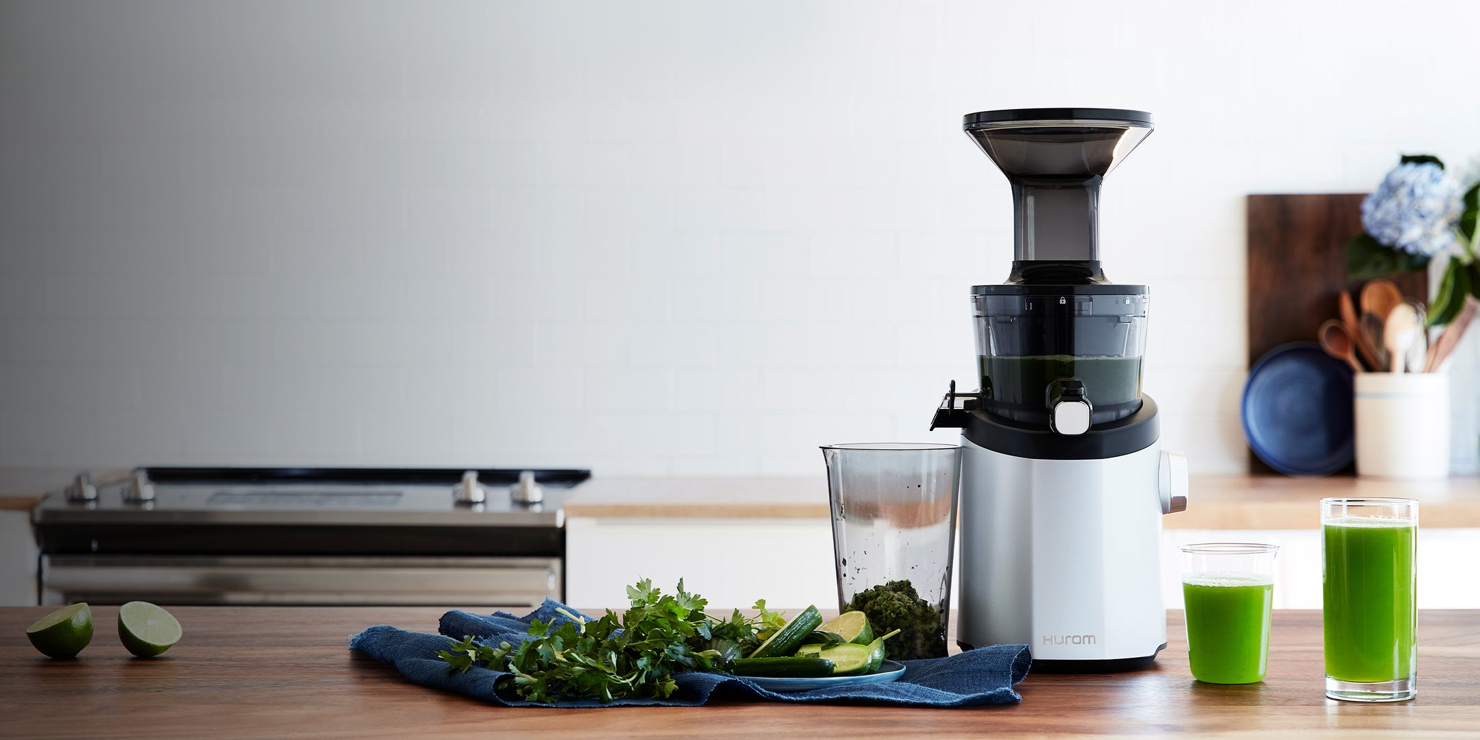 Hurom Official Store | Slow Juicers and Juicing Accessories