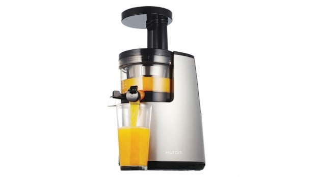 The HH Elite Slow Juicer in Men's Journal