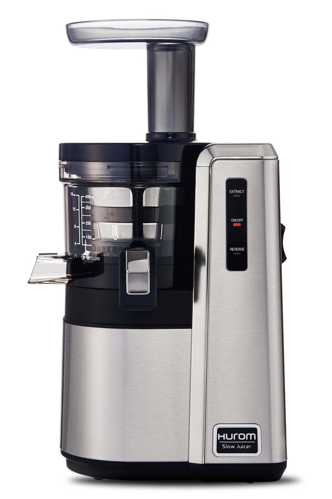 Slow Juicer Vs Alm Juicer : HZ Slow Juicer Hurom