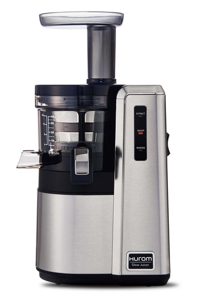 Hurom Slow Juicer English : HZ Slow Juicer Hurom