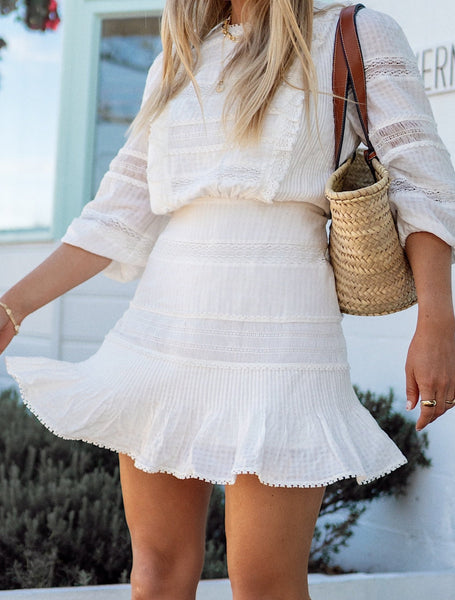 SOFTLY  MINI DRESS