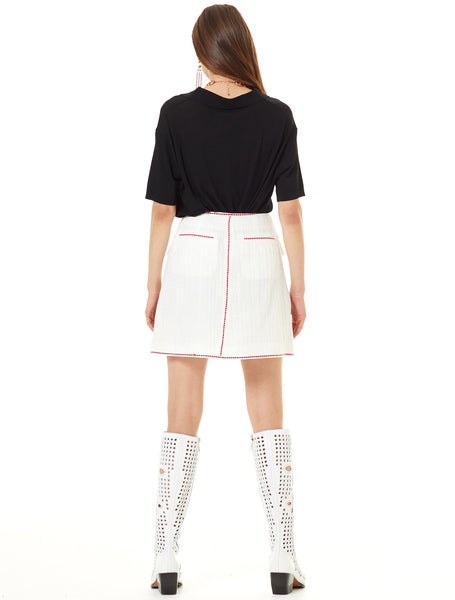 PORTOBELLO MINI SKIRT