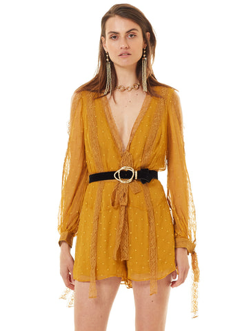 DYSANIA PLAYSUIT