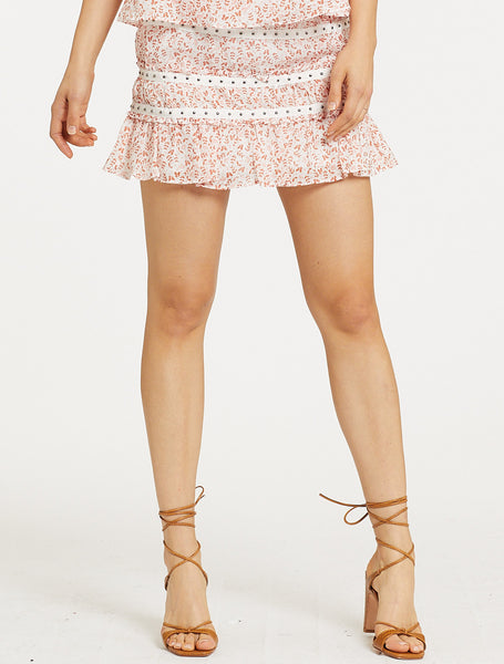 BYRDIE MINI SKIRT