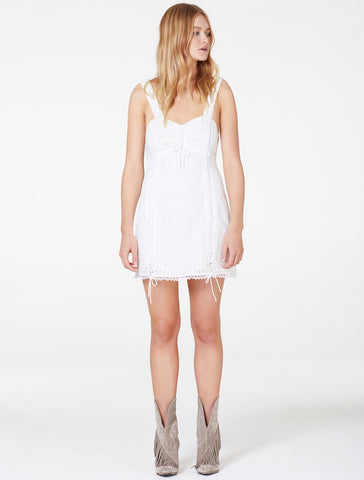 CLOVERLLY MINI DRESS