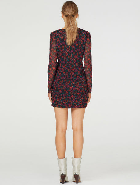 UMI L/S MINI DRESS