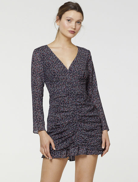 FORMATION  MINI DRESS