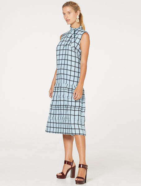 MANNERS MIDI DRESS
