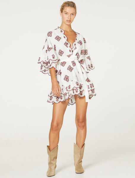 SEIZE IT MINI DRESS