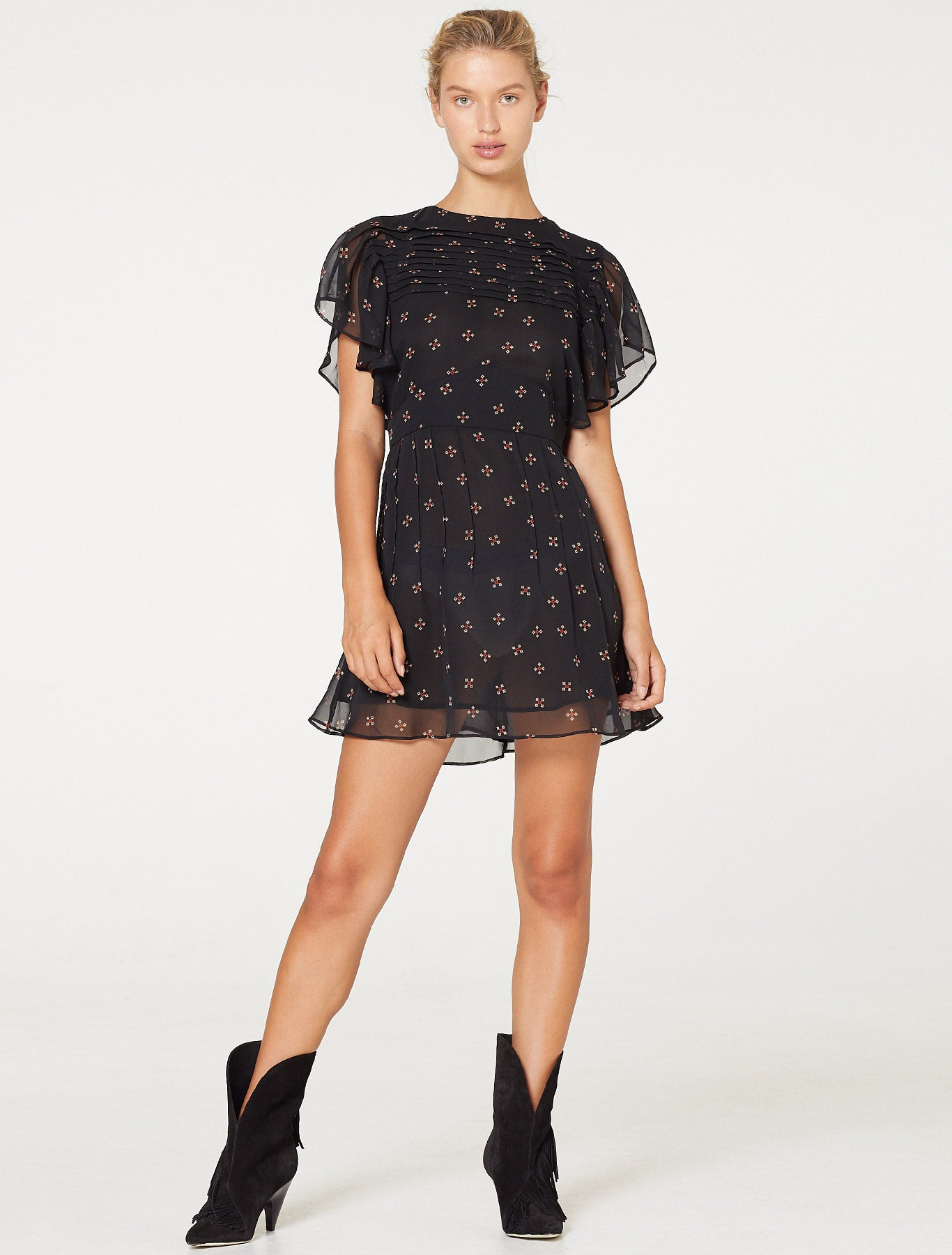 CAMBRIDGE MINI DRESS