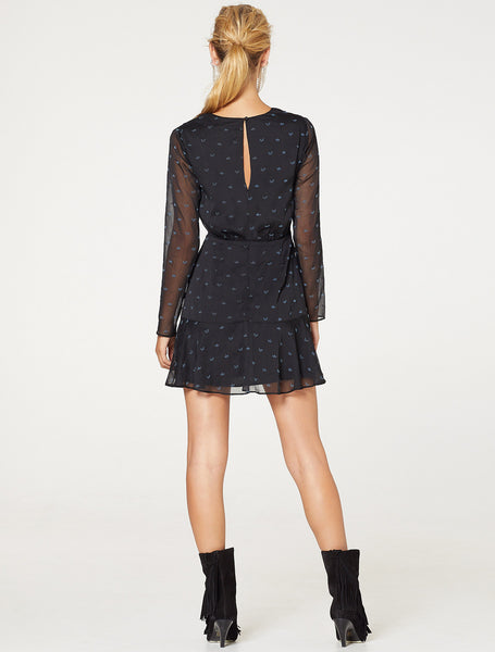 BLACKBIRD MINI DRESS