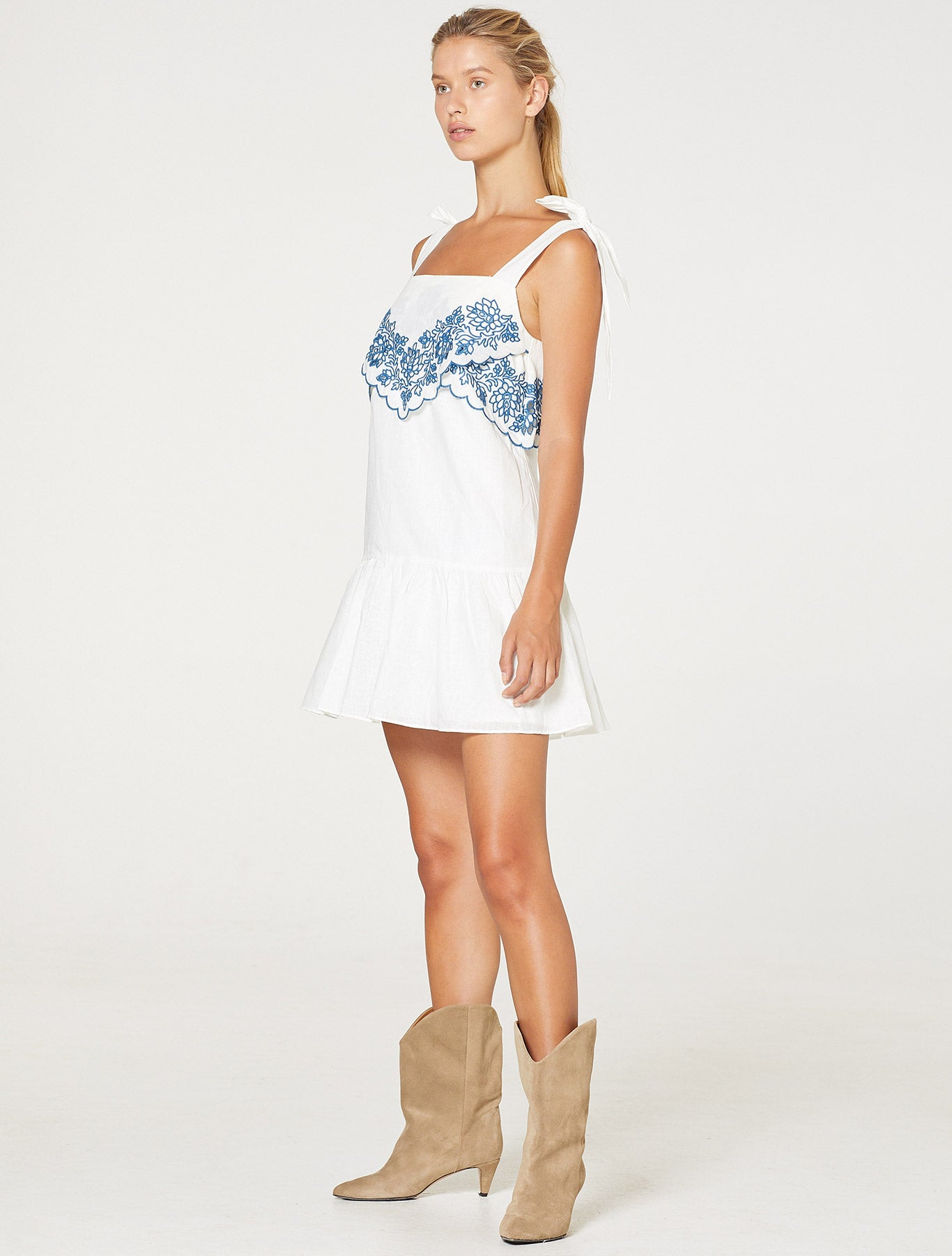 BLUE MUSE MINI DRESS