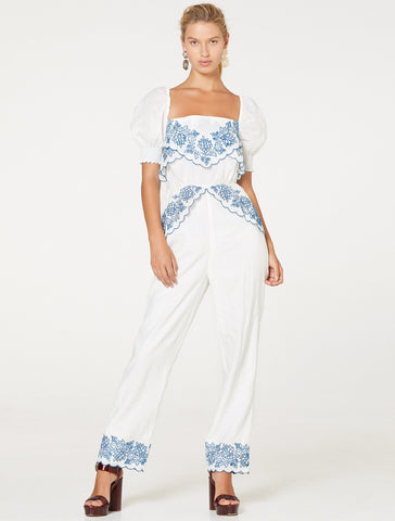 BLUE MUSE JUMPSUIT