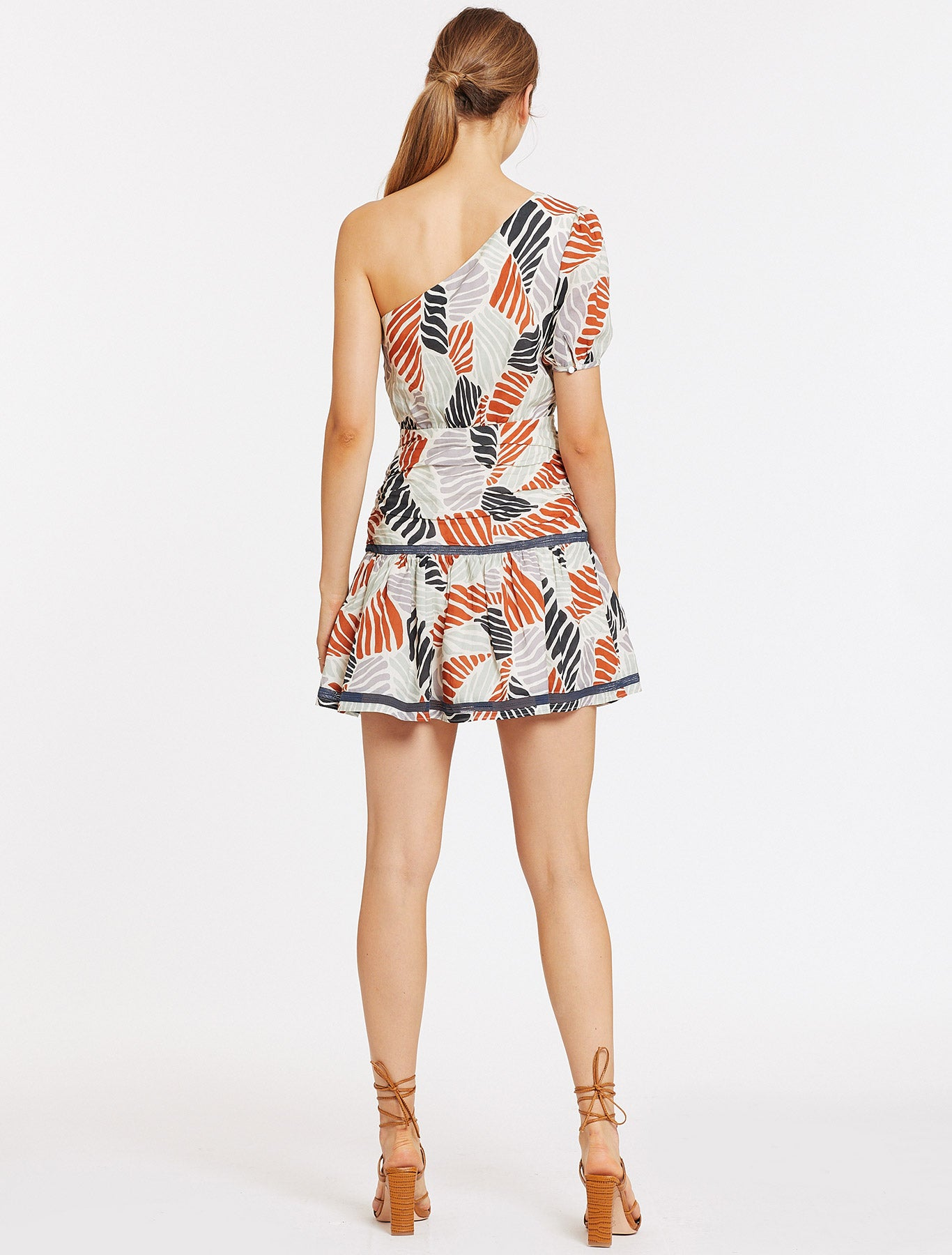 DESERT SANDS MINI DRESS