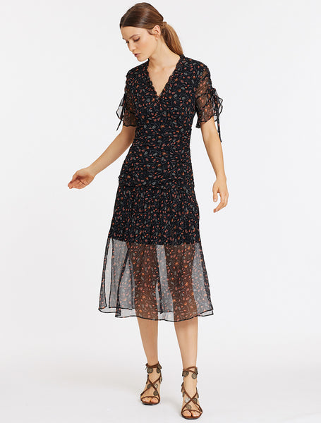 HARRIET MIDI DRESS