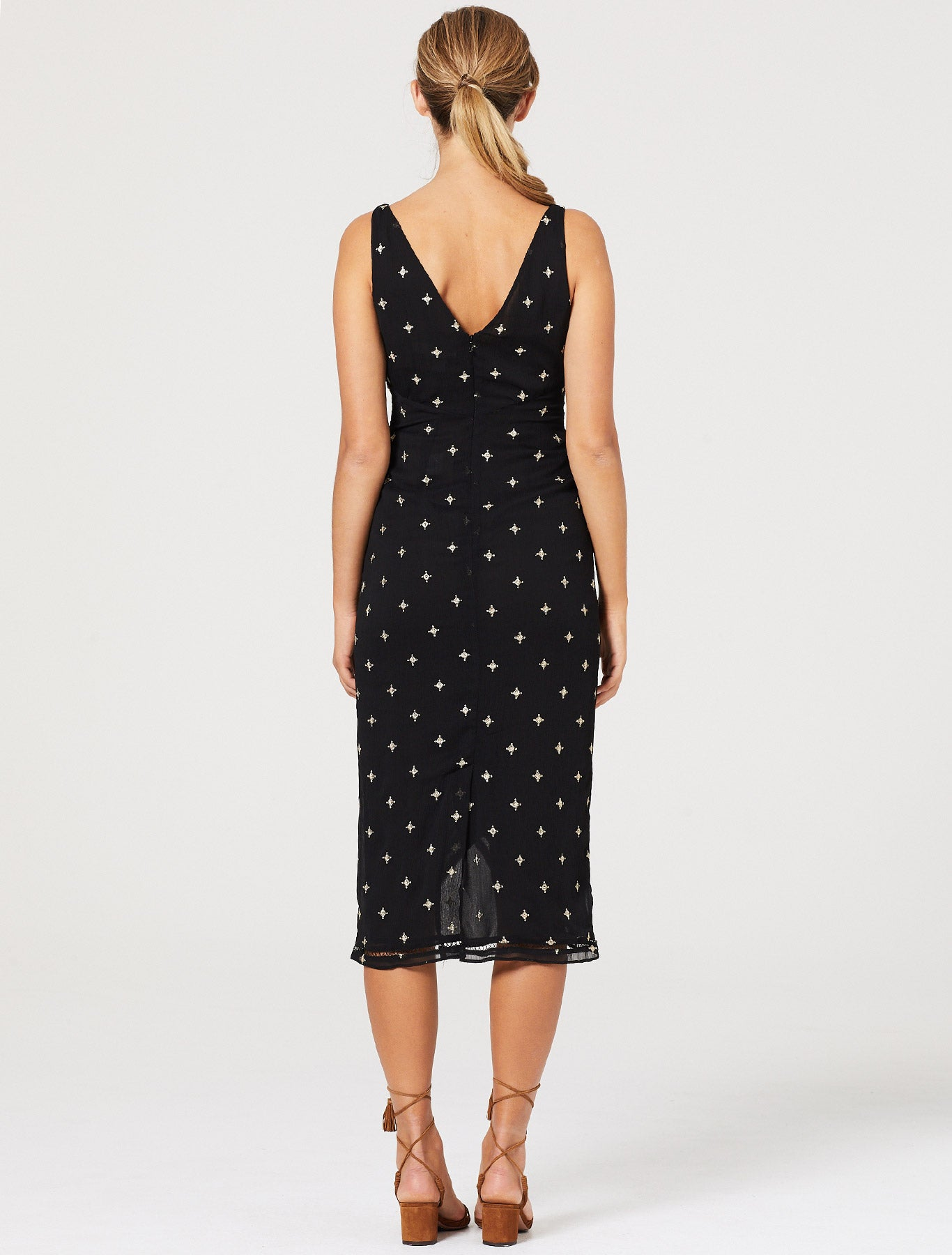 MOONLIGHT MIDI DRESS