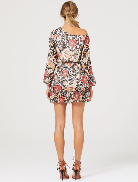 SONDER L/S MINI DRESS