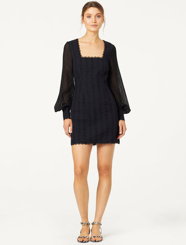 GOOD TIMES L/S MINI DRESS