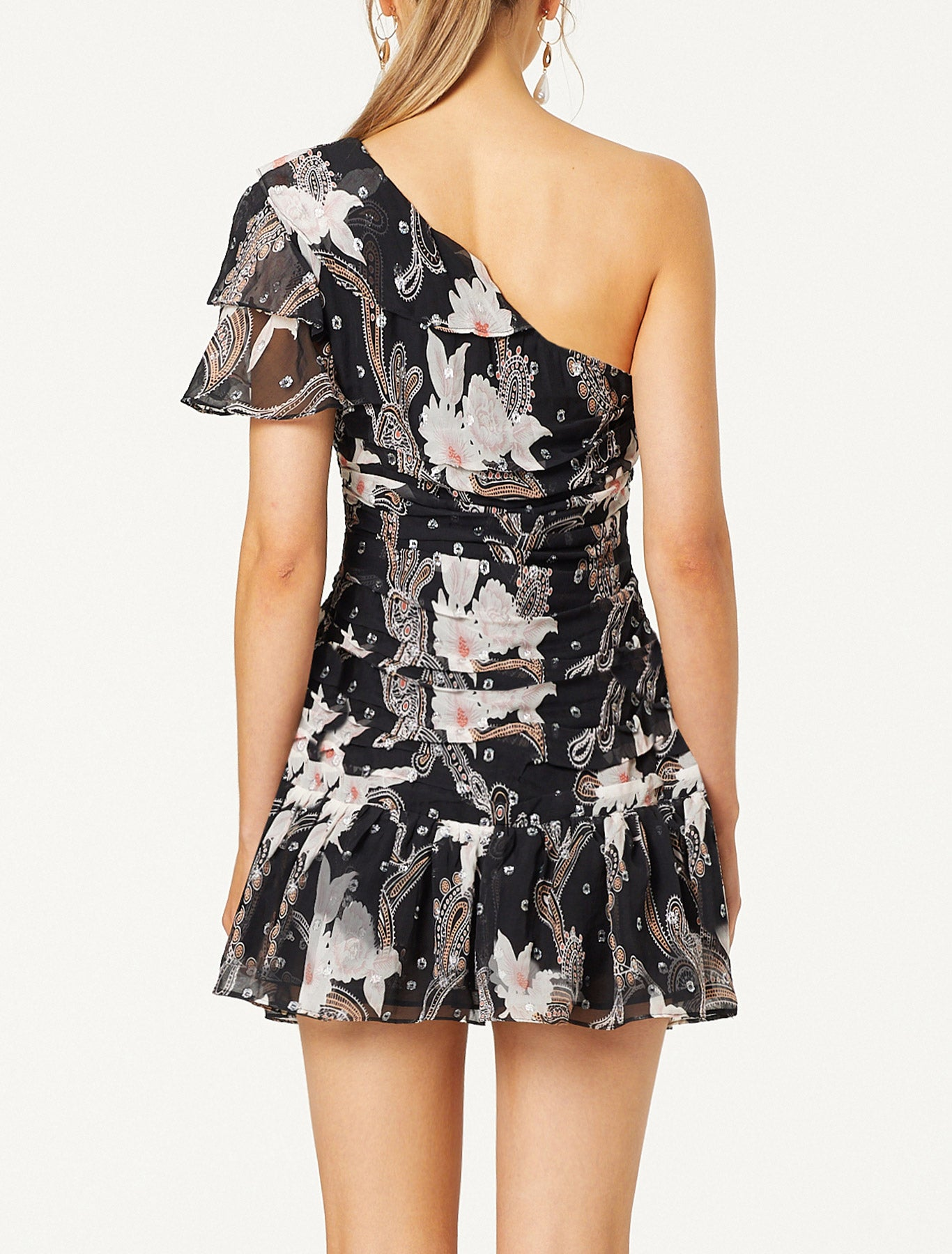CALLIOPE MINI DRESS