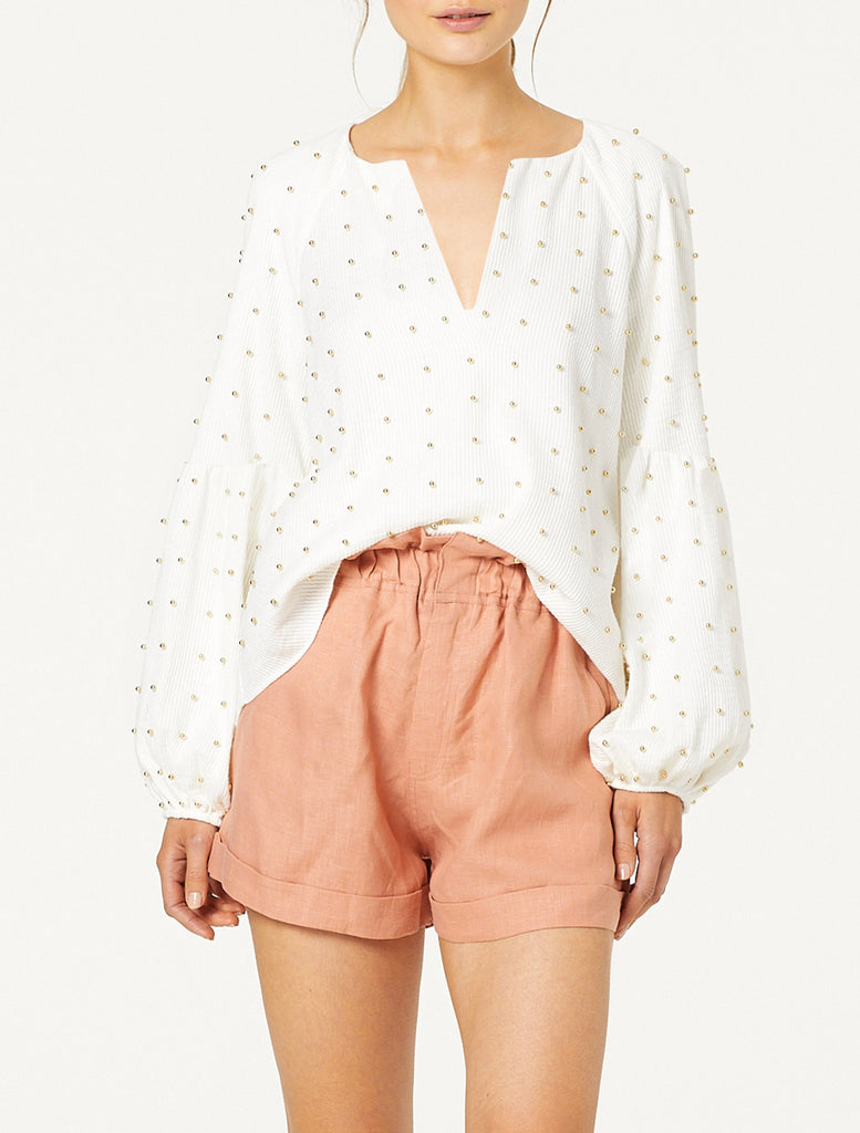 TULLY L/S TOP