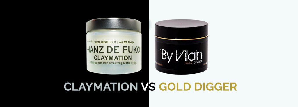 Hanz de Fuko Claymation vs By Vilain Gold Digger