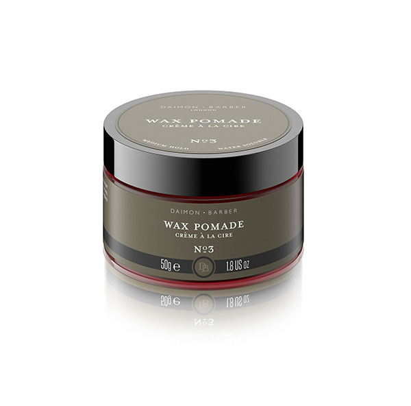 Barber Wax : Buy The Daimon Barber No3 Wax Pomade with Free Shipping to Singapore ...