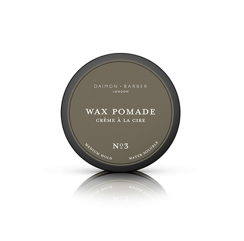 No3 Wax Pomade - Hairppening