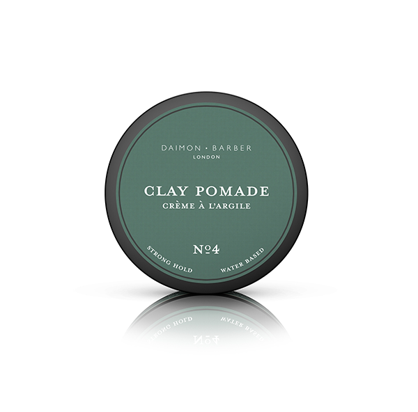 No4 Clay Pomade - Hairppening