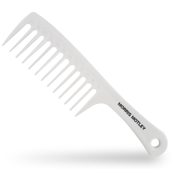 Wide Tooth Comb, Hair Tools - Morris Motley, Hairppening