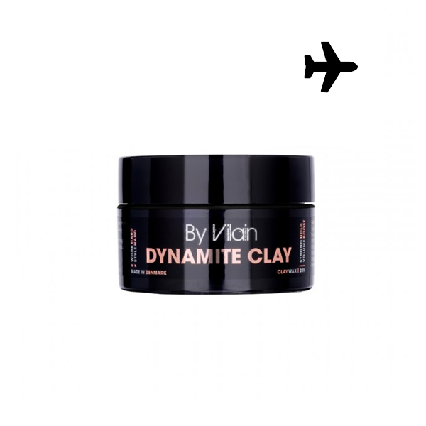 Dynamite Clay (Travel Size) - Hairppening