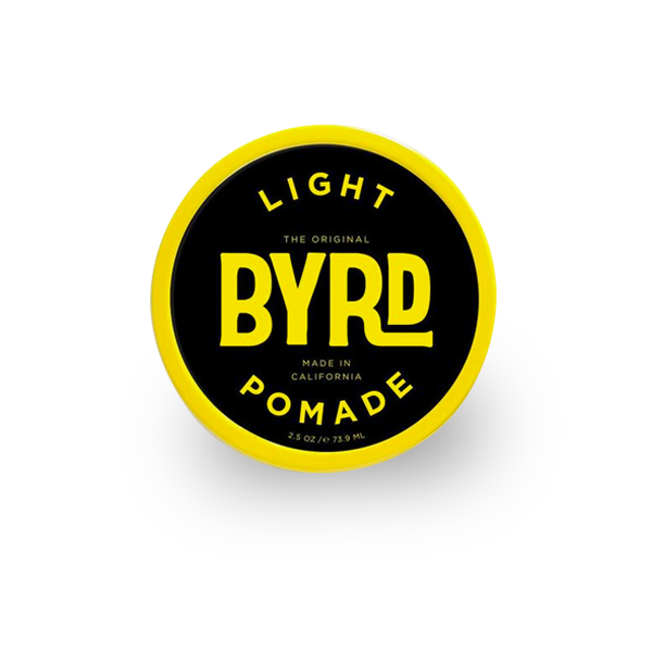 Light Pomade 2.5 Oz., Hair Styling - BYRD, Hairppening - 1