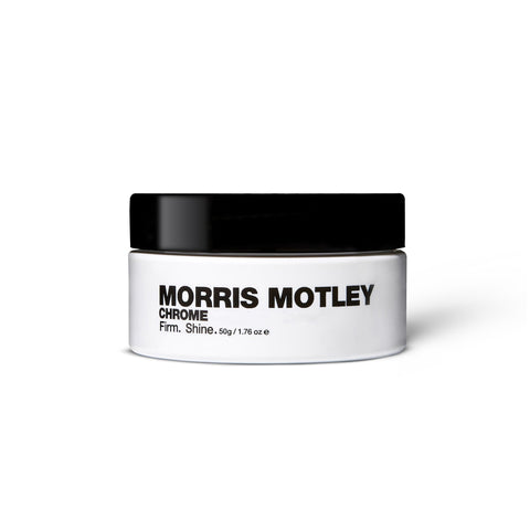 Travel Sized (50g) Morris Motley Chrome - Hairppening