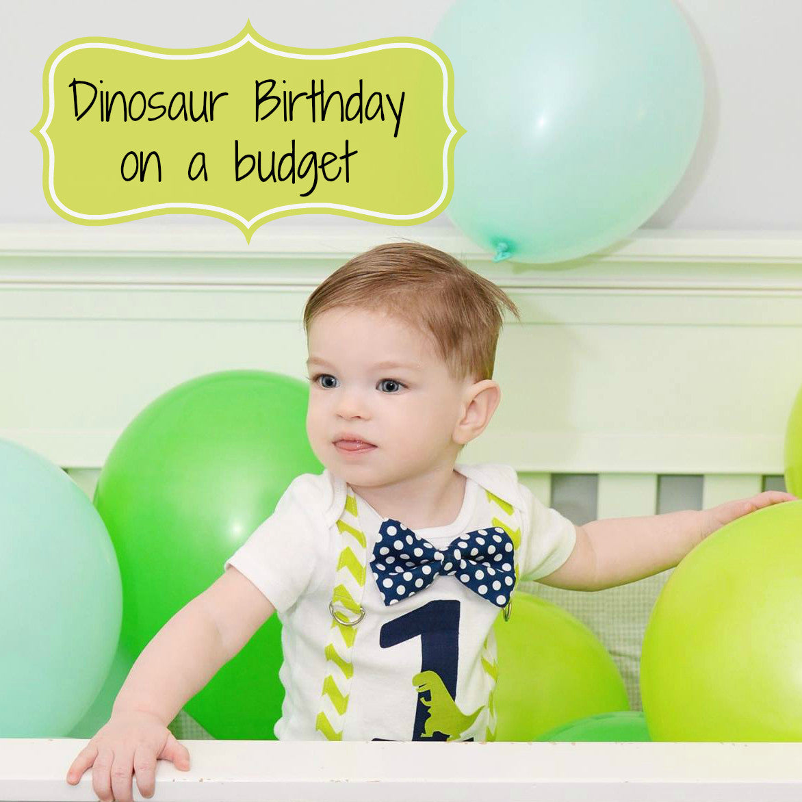 Real Moms Plan Parties: Dinosaur Theme Birthday