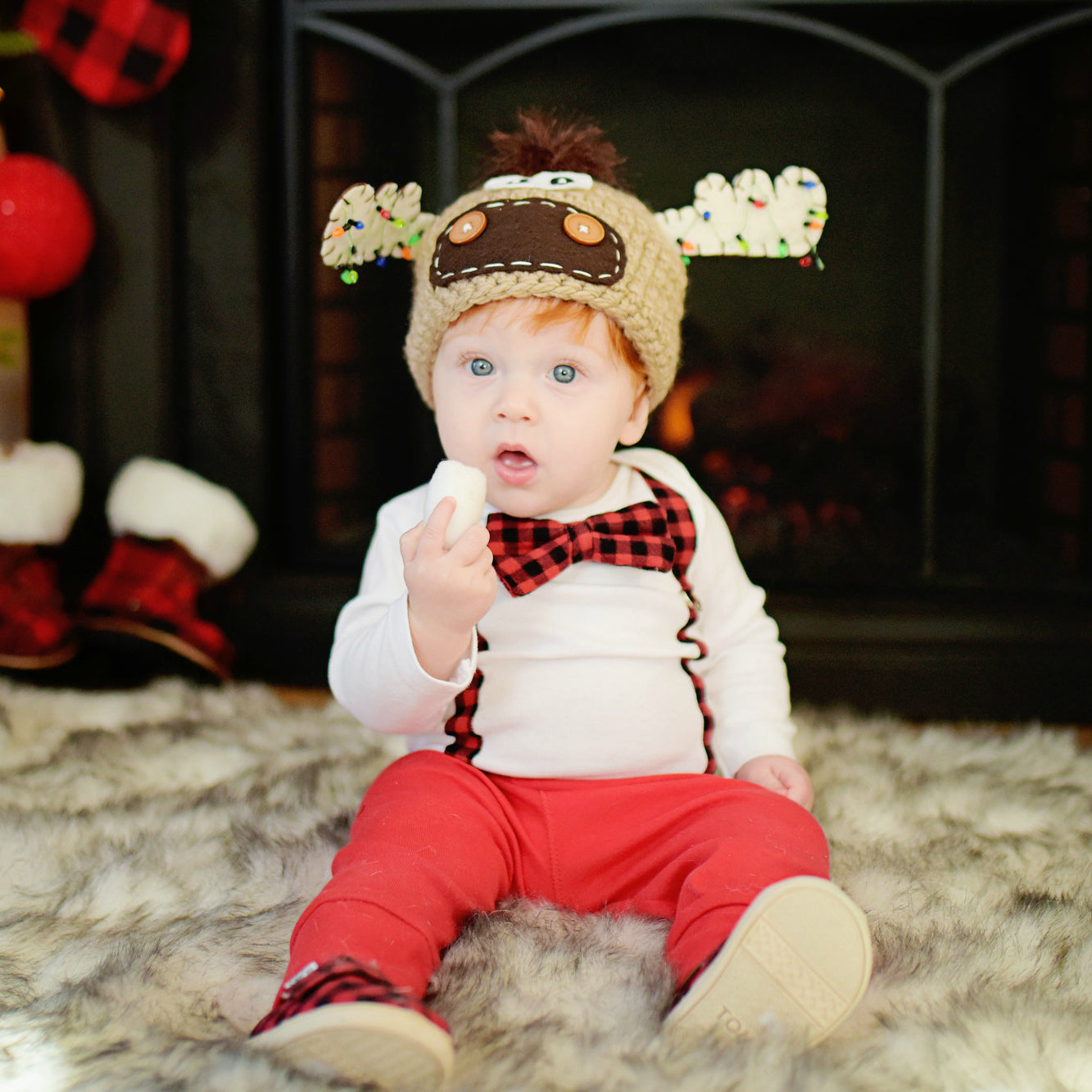 Baby Boy 1st Christmas Keepsake Ideas