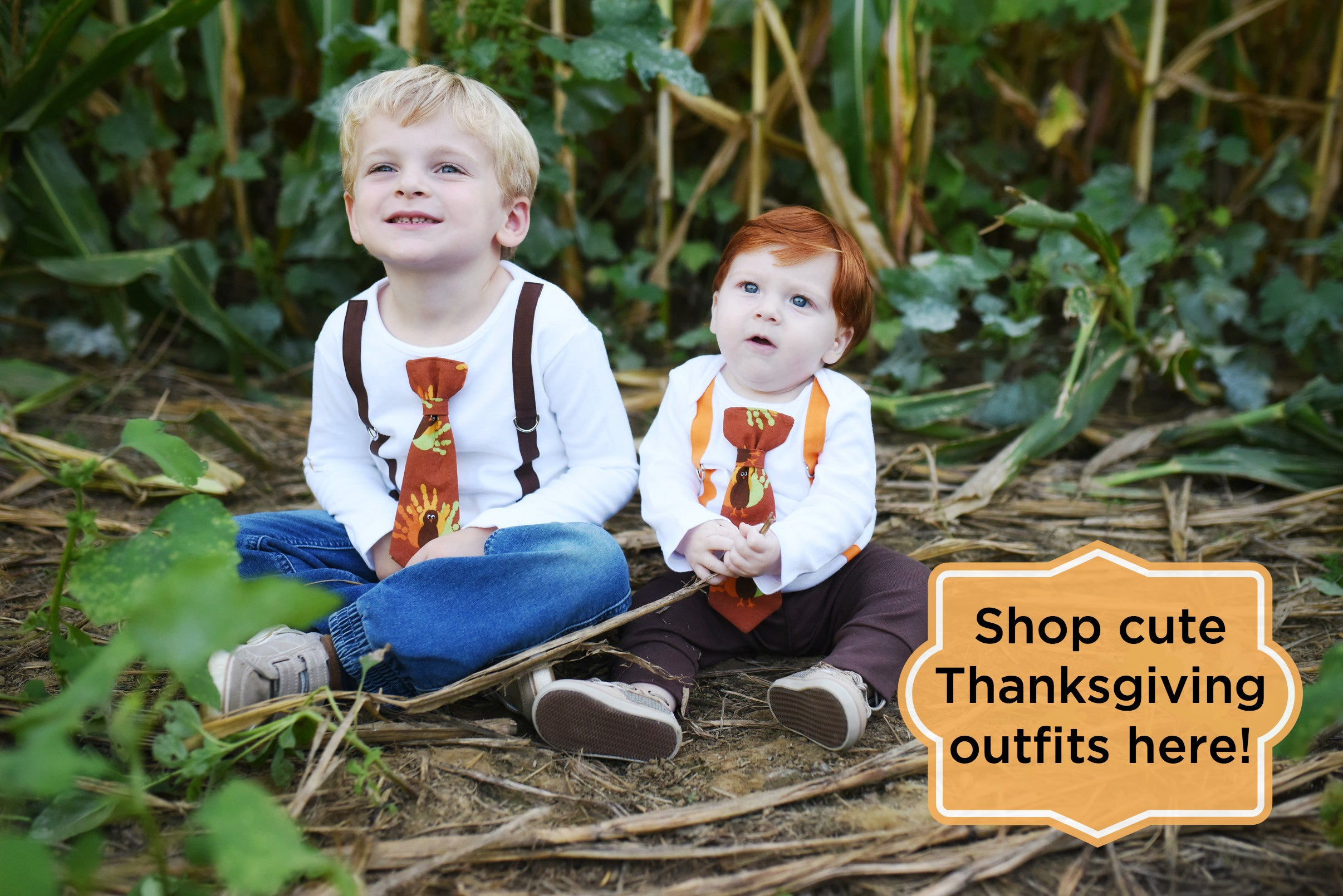 Shop baby boy thanksgiving outfits