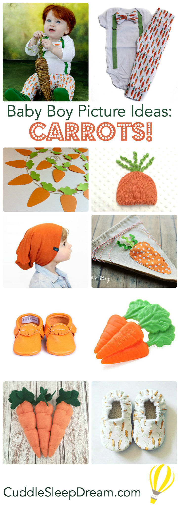 Baby boy easter picture ideas carrot theme photoshoot baby boy easter picture ideas carrots negle Images