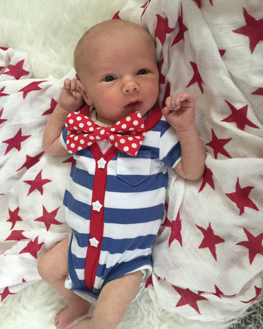 c48266cc1 10 (Ridiculously Cute) Baby Boy 4th of July Outfits (and babies!)