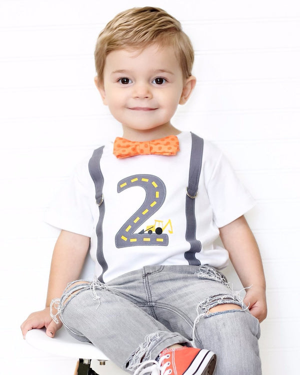 Cuddle Sleep Dream Oh Snap Construction 2nd Birthday Shirt