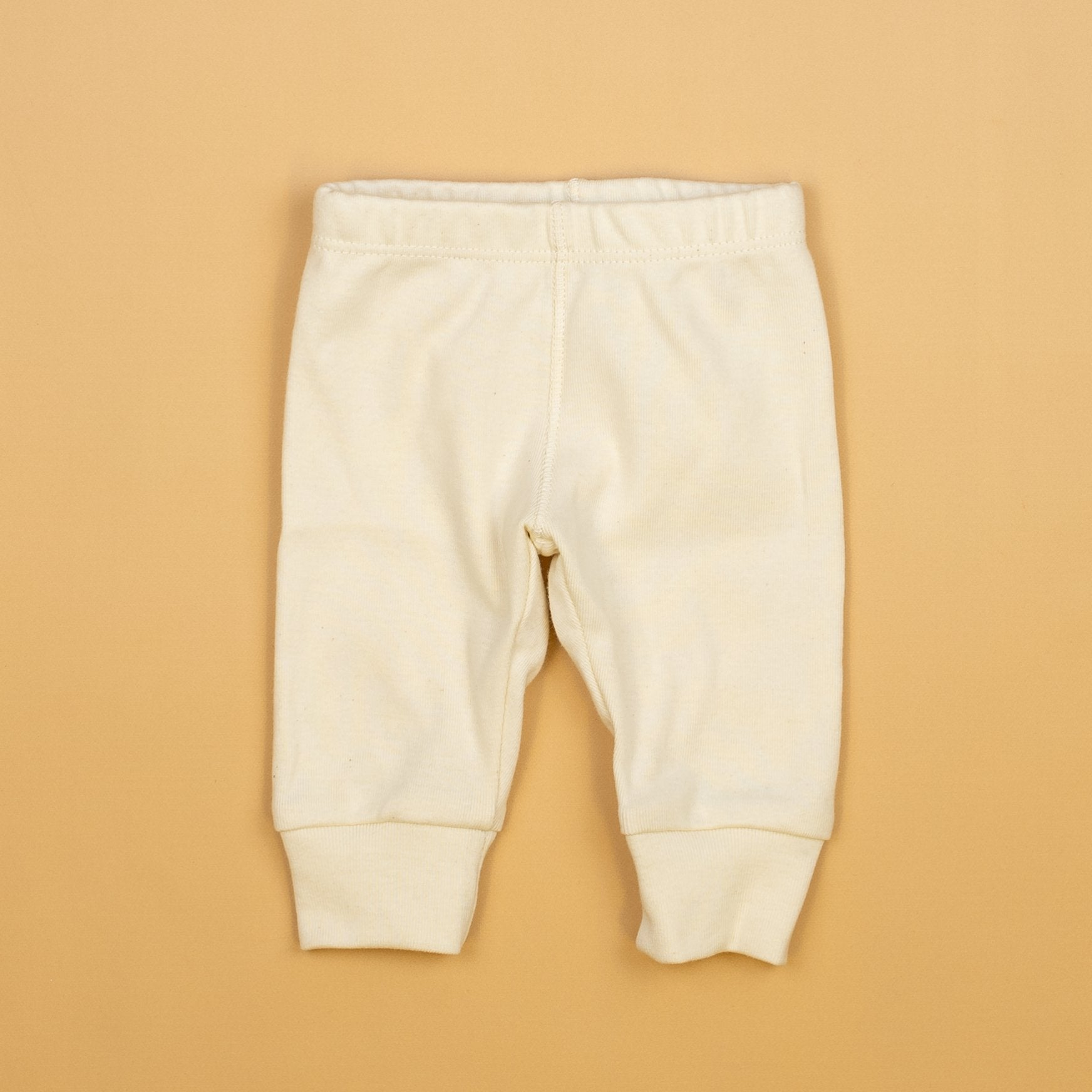 Cuddle Sleep Dream Classic Pants Cream Classic Baby Pants