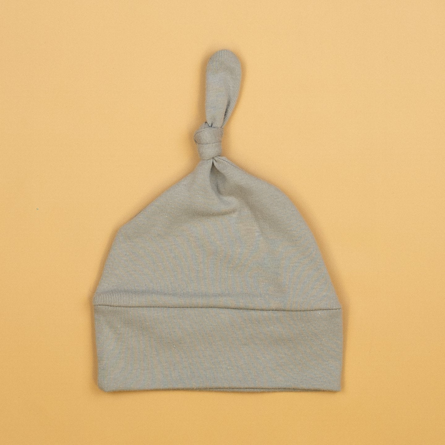 Cuddle Sleep Dream Knot Hat Light Gray Knot Hat