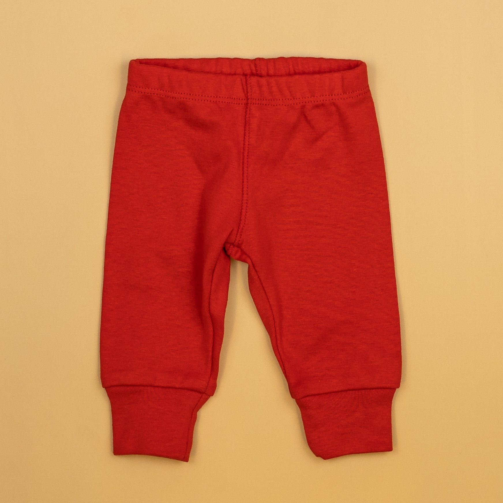 Cuddle Sleep Dream Classic Pants Red Classic Baby Pants